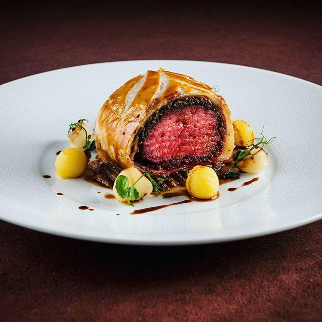 bœuf wellington chef Ramsay