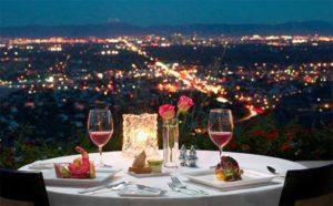 restaurant romantique à bordeaux
