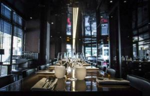 dîner ambiance romantique restaurant bordeaux